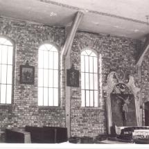 Zdzięcia - remont kościoła 1974 004