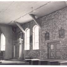 Zdzięcia - remont kościoła 1974 005