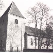 Zdzięcia - remont kościoła 1974 006