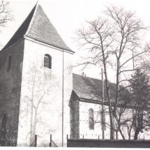 Zdzięcia - remont kościoła 1974 009