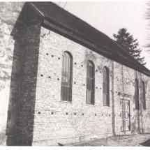 Zdzięcia - remont kościoła 1974 010