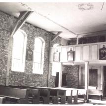 Zdzięcia - remont kościoła 1974 011
