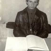 Preses ministrantów 1981